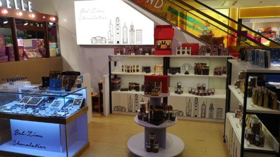 Bel-Zims Chocolatier進駐尖沙咀K11