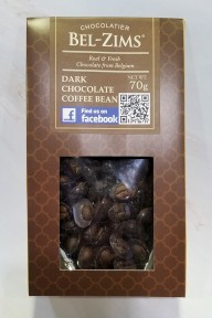 Dark Chocolate Coffee