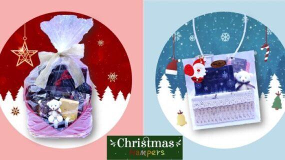 【甜入心的聖誕禮物 香港手工朱古力禮籃系列】